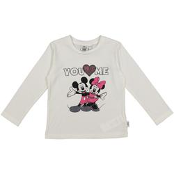 Textil Criança T-shirts e Pólos Melby 40C0403DN Branco