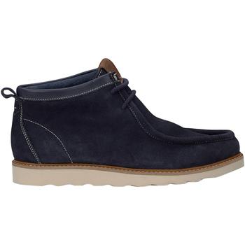 Sapatos Homem Mocassins Docksteps DSE106114 Azul
