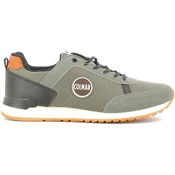 Sapatos Homem Sapatilhas Colmar TRAVIS D Preto