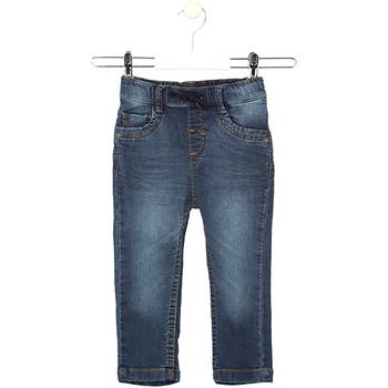 Textil Criança Calças de ganga Losan 025-6664AL Azul