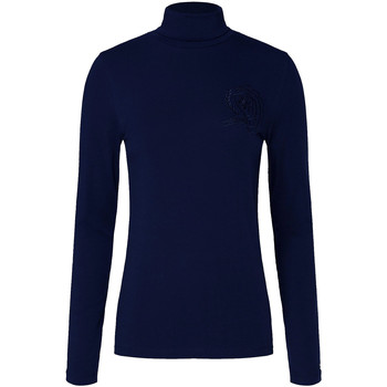 Textil Mulher camisolas Tommy Hilfiger WW0WW28363 Azul
