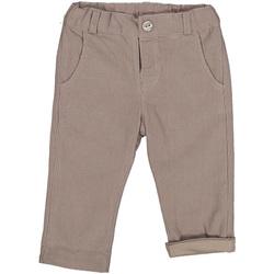Textil Criança Calças Melby 20G0250 Bege