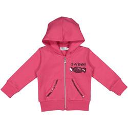 Textil Criança Sweats Melby 20D2341 Rosa