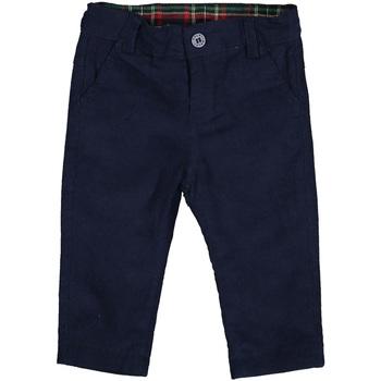 Textil Criança Calças Melby 20G0170 Azul