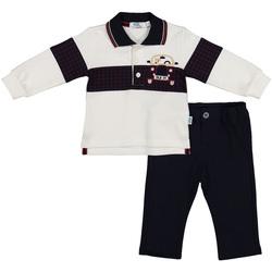Textil Criança Fatos e gravatas Melby 20K0230 Azul