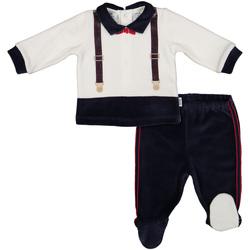 Textil Rapaz Conjunto Melby 20Q0060 Preto