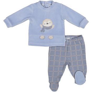 Textil Criança Fatos e gravatas Melby 20Q0840 Azul