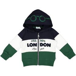 Textil Criança Sweats Melby 20D0210 Verde