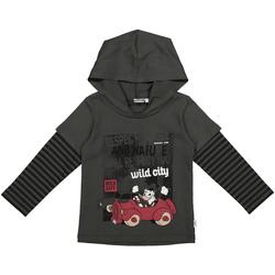Textil Criança Sweats Melby 40C2062DN Cinzento