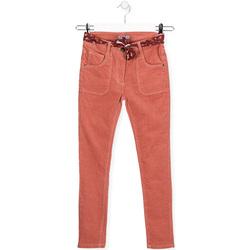Textil Criança Calças de ganga slim Losan 024-9005AL Rosa