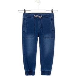 Textil Criança Calças de ganga Losan 025-6033AL Azul