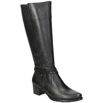 Sapatos Mulher Botas Dorking BOTAS  D8272 SEÑORA NEGRO Noir