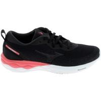 Sapatos Sapatilhas de corrida Mizuno Wave Revolt Noir Preto