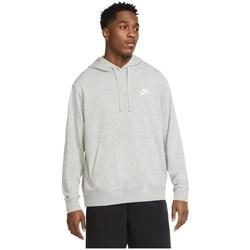 Textil Homem Sweats Nike Club Hoodie Cinzento