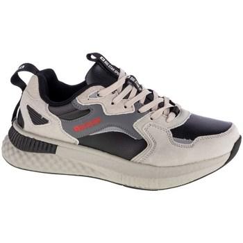 Sapatos Homem Sapatilhas Big Star GG174464 Preto, Cinzento, Cor bege