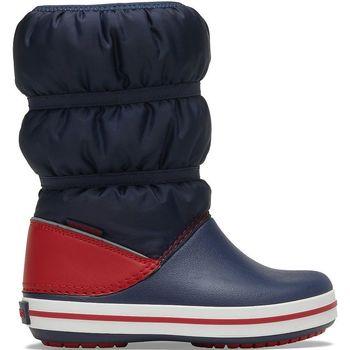 Sapatos Criança Botas de borracha Crocs Crocs™ Crocband Winter Boot Kid's 8
