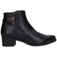 Sapatos Mulher Botins Calmoda 1109 NAPA NEGRO Mujer Negro noir