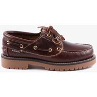 Sapatos Mulher Sapatos Snipe 21801 Castanho