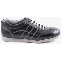 Sapatos Homem Sapatilhas Traveris 24102 Preto