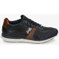 Sapatos Homem Sapatilhas Bullboxer 630-K2-5362A Azul