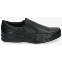 Sapatos Homem Mocassins Traveris 16127 Preto