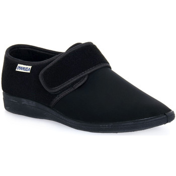 Sapatos Homem Chinelos Emanuela 985 NERO PANTOFOLA Nero