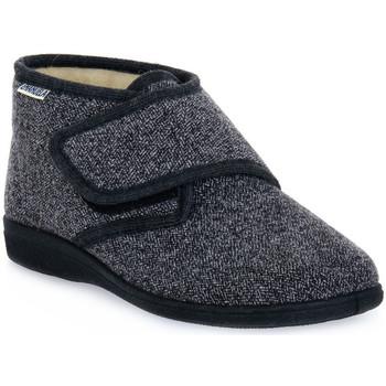 Sapatos Homem Chinelos Emanuela 995 EDGAR GRIGIO Grigio