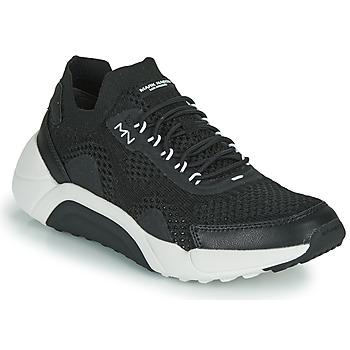 Sapatos Homem Sapatilhas Skechers ENDURO-SILVERTON Preto