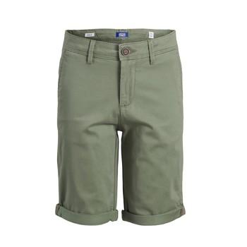 Textil Rapaz Shorts / Bermudas Jack & Jones JJIBOWIE JJSHORTS Bege