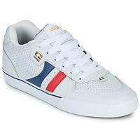 Sapatos Homem Sapatilhas Globe ENCORE-2 Branco / Azul / Vermelho