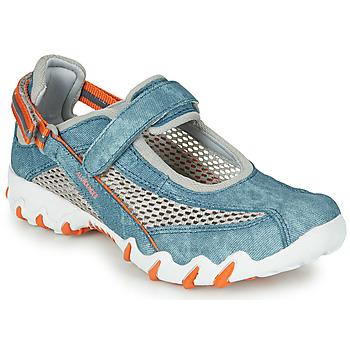 Sapatos Mulher Sandálias desportivas Allrounder by Mephisto NIRO Azul