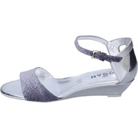 Sapatos Mulher Sandálias Hogan BK661 Azul