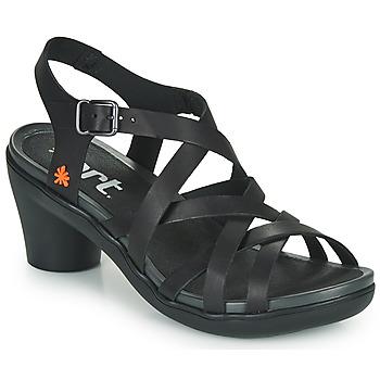 Sapatos Mulher Sandálias Art ALFAMA Preto