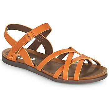 Sapatos Mulher Sandálias Art LARISSA Castanho