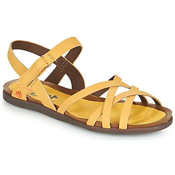 Sapatos Mulher Sandálias Art LARISSA Amarelo
