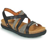 Sapatos Mulher Sandálias Art RHODES Preto