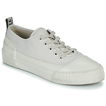 Sapatos Mulher Sapatilhas Aigle RUBBER LOW W Branco