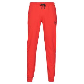 Textil Homem Calças de treino Everlast EVL- BASIC JOG PANTS Vermelho
