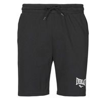 Textil Homem Shorts / Bermudas Everlast CLIFTON Preto