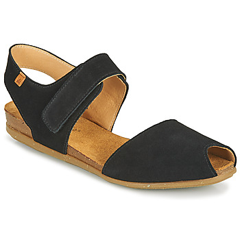 Sapatos Mulher Sandálias El Naturalista STELLA Preto