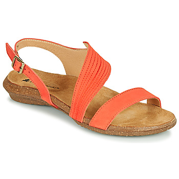 Sapatos Mulher Sandálias El Naturalista WAKATAUA Laranja