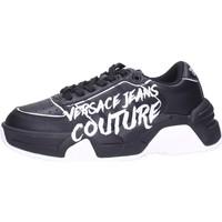 Sapatos Mulher Sapatilhas Versace Jeans Couture E0VZASF871623899 Multicolore
