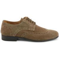 Sapatos Homem Sapatos Madrid - 606_camoscio Castanho