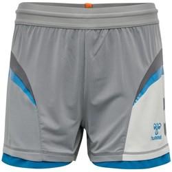 Textil Mulher Shorts / Bermudas Hummel Short de match  hmlINVENTUS Femme gris