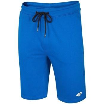 Textil Homem Shorts / Bermudas 4F SKMD001 Azul