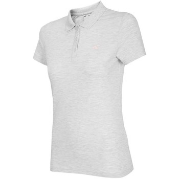 Textil Mulher Polos mangas curta 4F TSD007 Branco