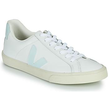 Sapatos Mulher Sapatilhas Veja ESPLAR LOGO Branco / Azul