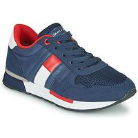 Sapatos Criança Sapatilhas Tommy Hilfiger JEROME Azul