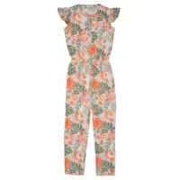 Textil Rapariga Macacões/ Jardineiras Name it NKFVINAYA JUMPSUIT Multicolor