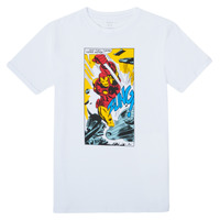 Textil Rapaz T-Shirt mangas curtas Name it MARVEL Branco